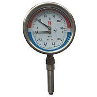 Термоманометр коррозийностойкий