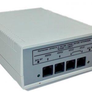 Адресные системы сигнализации