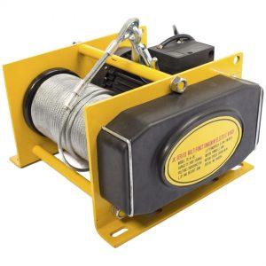 Лебедки электрические модели EWH (TOR KDJ)