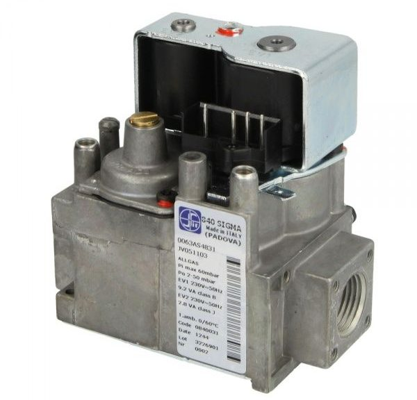 Газовый клапан sit 840 sigma