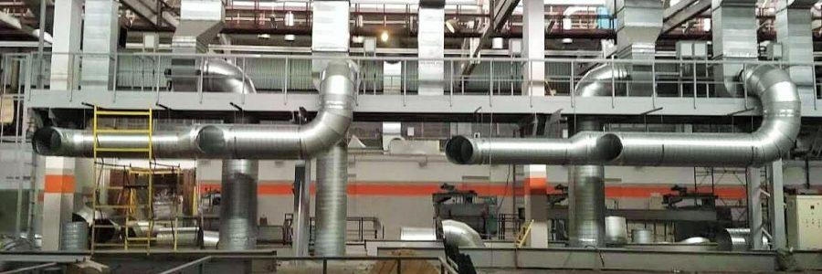 Вентиляция на производстве