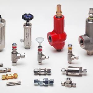 Клапаны предохранительные hsme