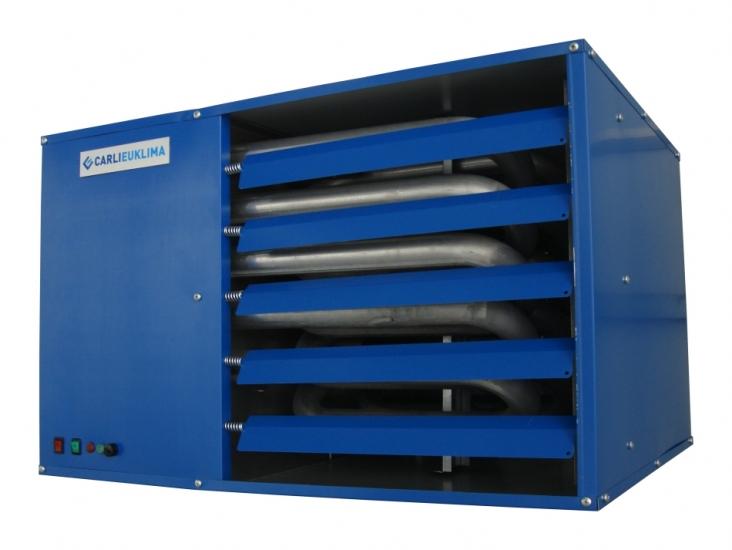 Газовый воздухонагреватель промышленный