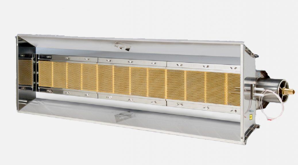 Керамические газовые инфракрасные обогреватели