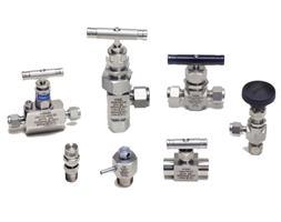 Фитинги и клапаны HSME