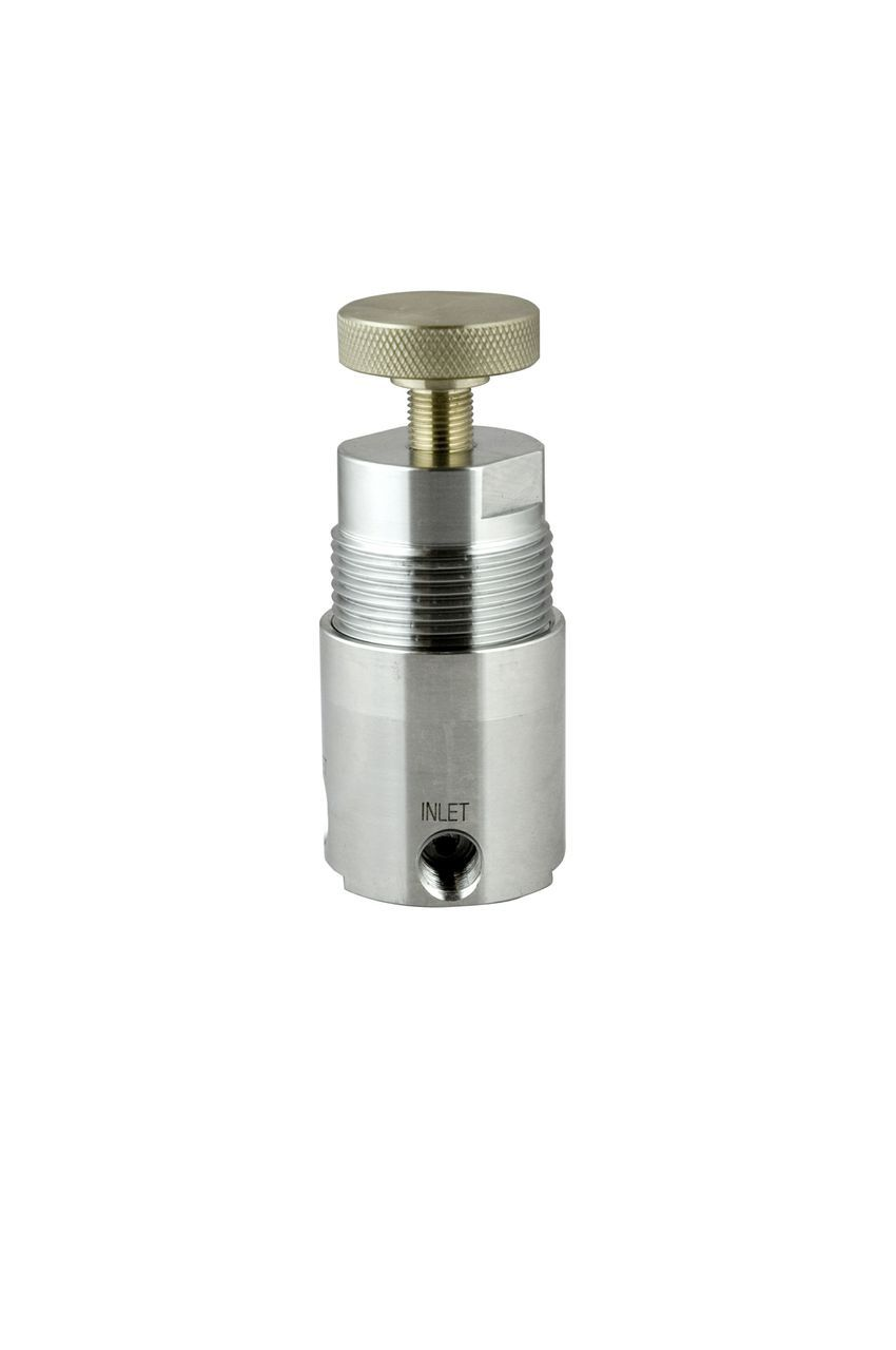 Регулятор давления газа и жидкости