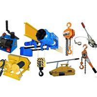 Грузоподъемное и строительное оборудование