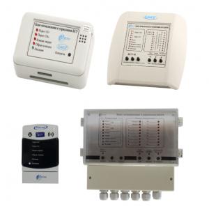 Блоки сигнализации и управления