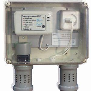 Бокс защитный для газовой автоматики