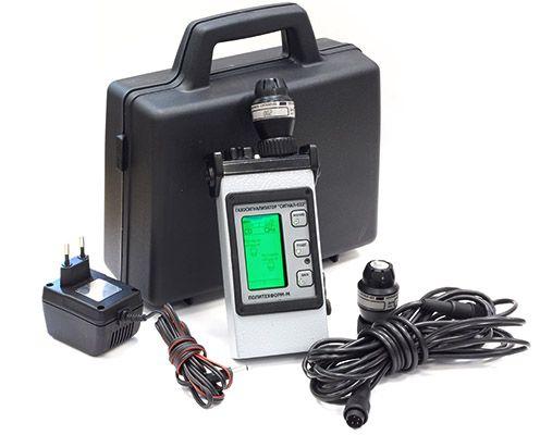Газосигнализатор взрывоопасных газов Сигнал — 022