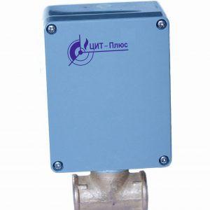 Клапан запорный электромагнитный с дистанционным управлением газовый КЗЭДУГ