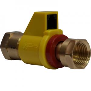 Клапан запорный с электромагнитным управлением газовый КЗЭУГ-Б