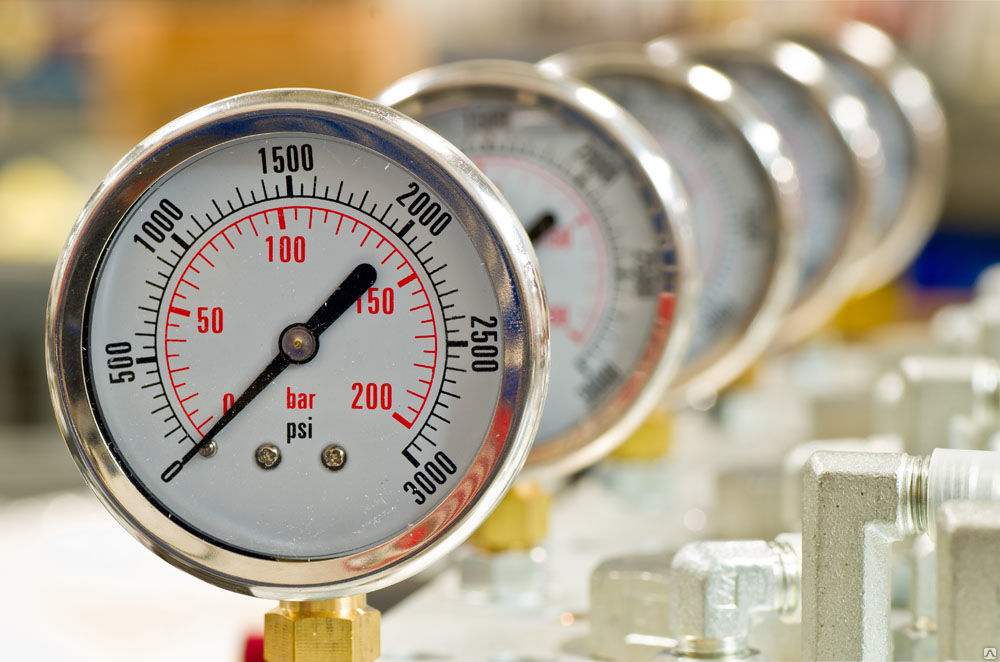 Контрольно измерительные приборы