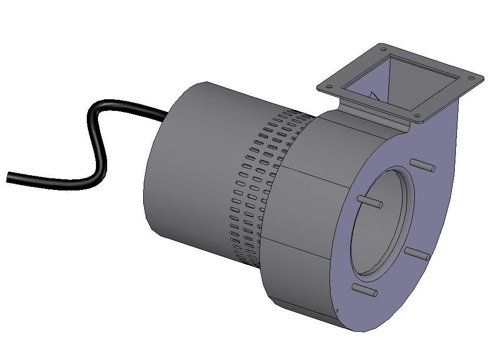 Вентилятор обогревателя EURAD
