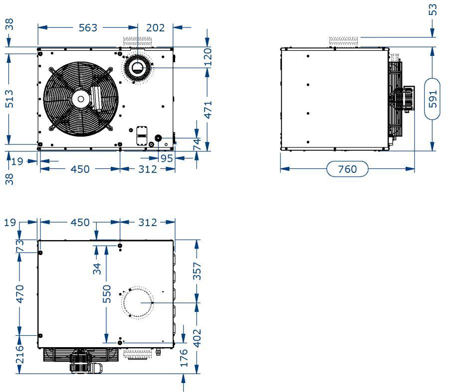 Технические параметры EUGEN S30 AN