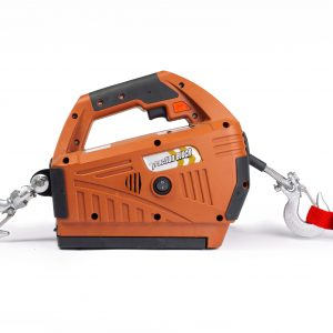 ебедка электрическая переносная TOR SQ-01 450 кг 4,6 м 220 В