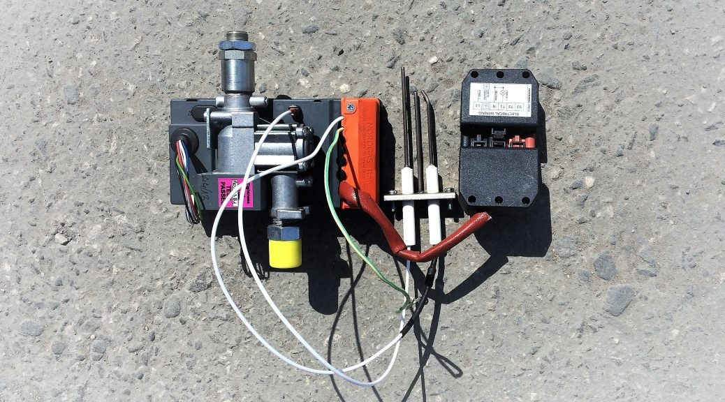 Газовый клапан nordgas