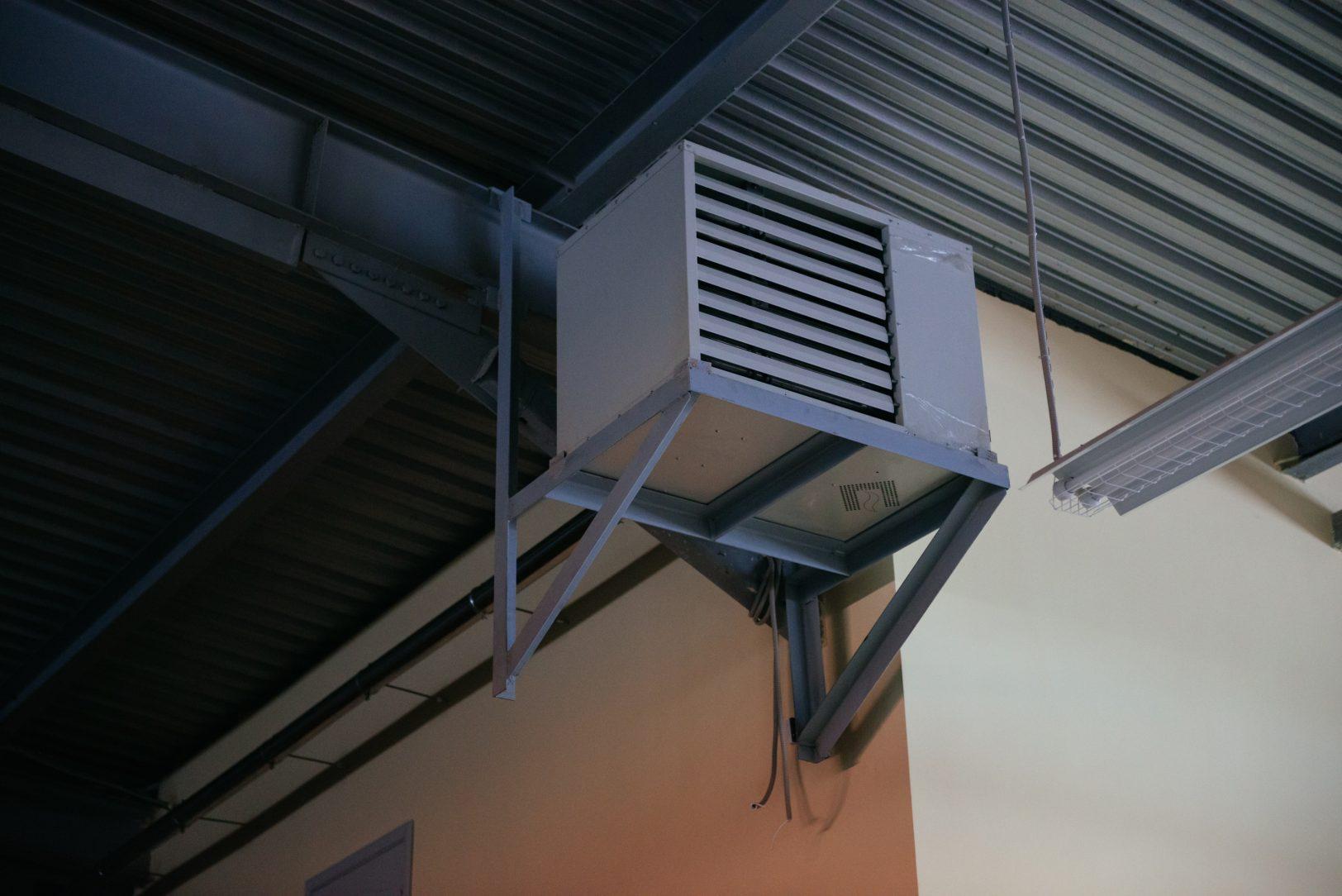 Воздушное отопление в саратове