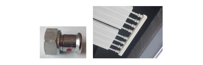 Подключение водяной инфракрасной панели