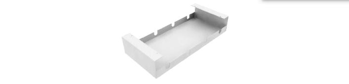 Стыковая декоративная панель водяного инфракрасного излучателя