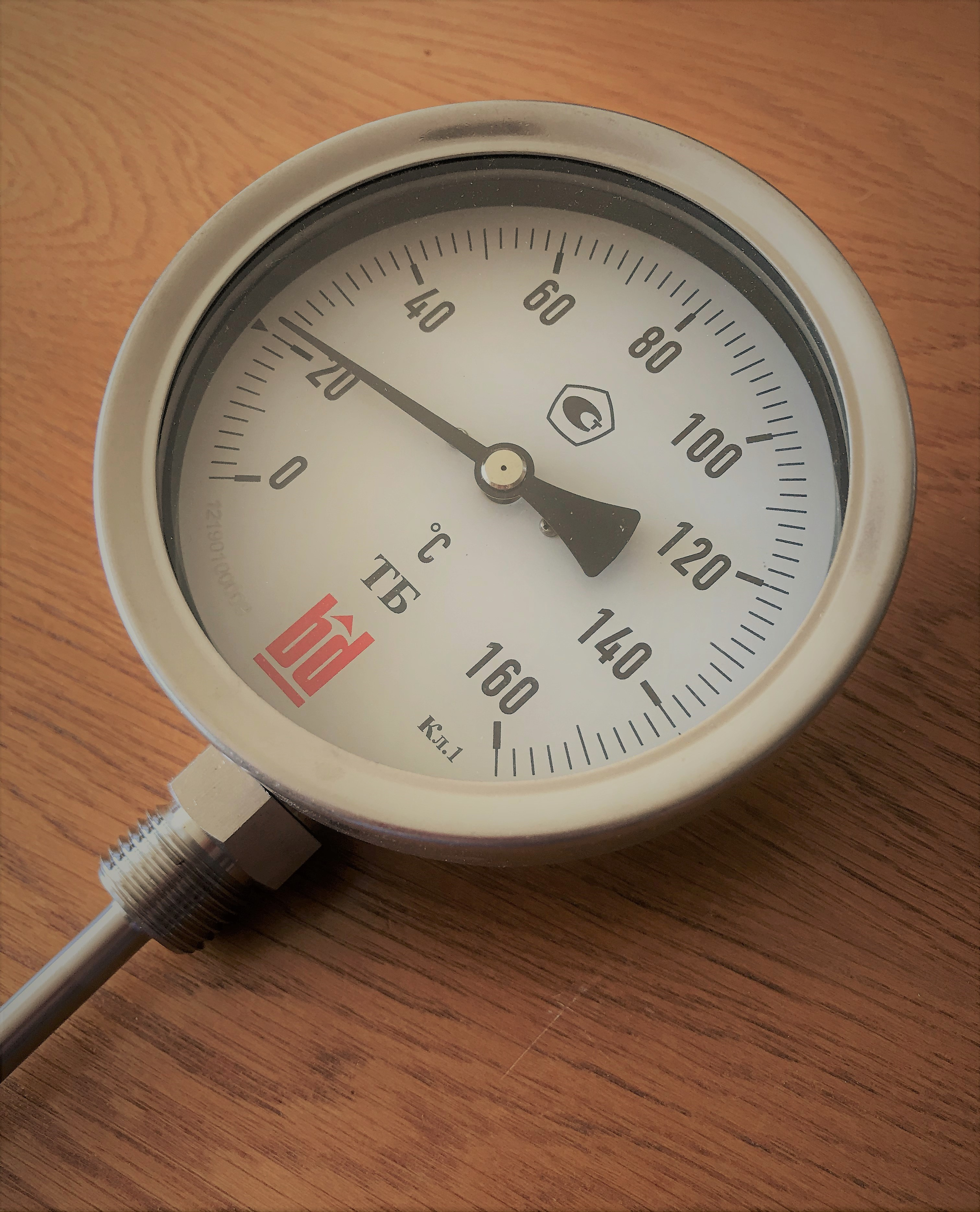 Термометр промышленный