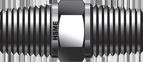 Ниппель резьбовой HSME