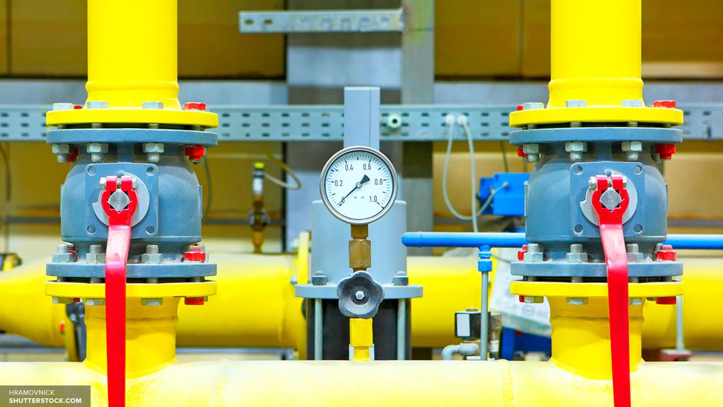 Оборудование газоиспользующее на природном газе