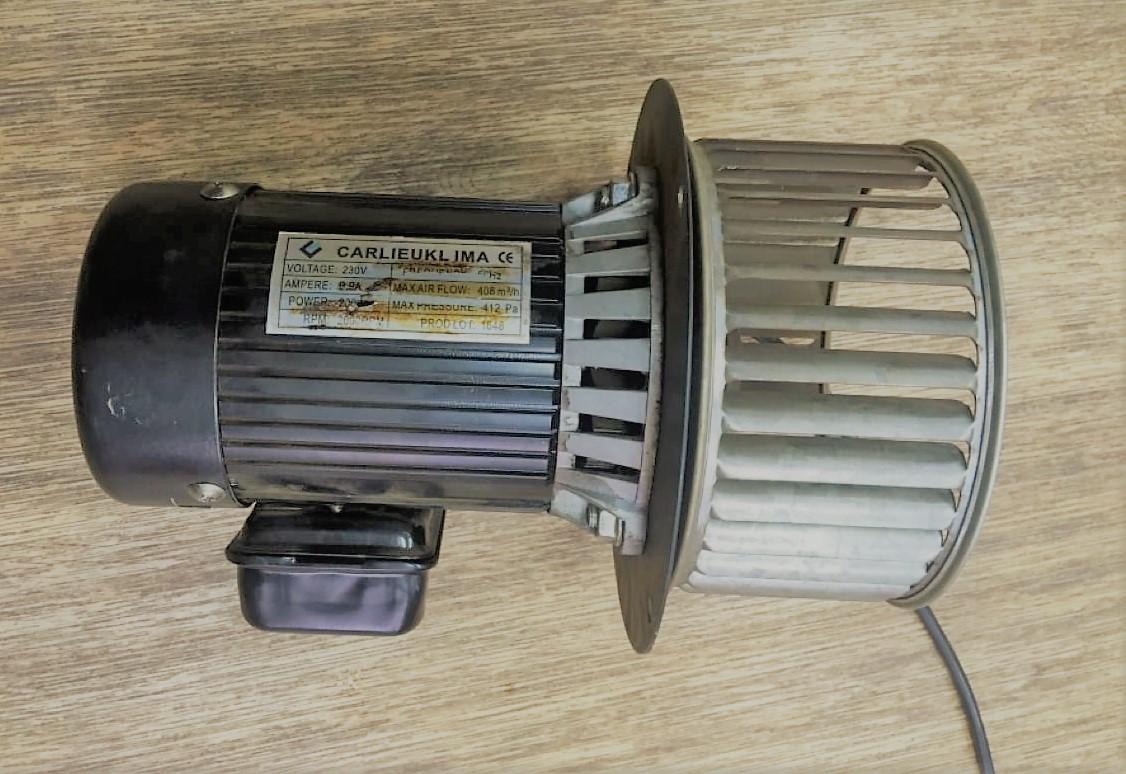 Вентилятор EURAD CARLIEUKLIMA