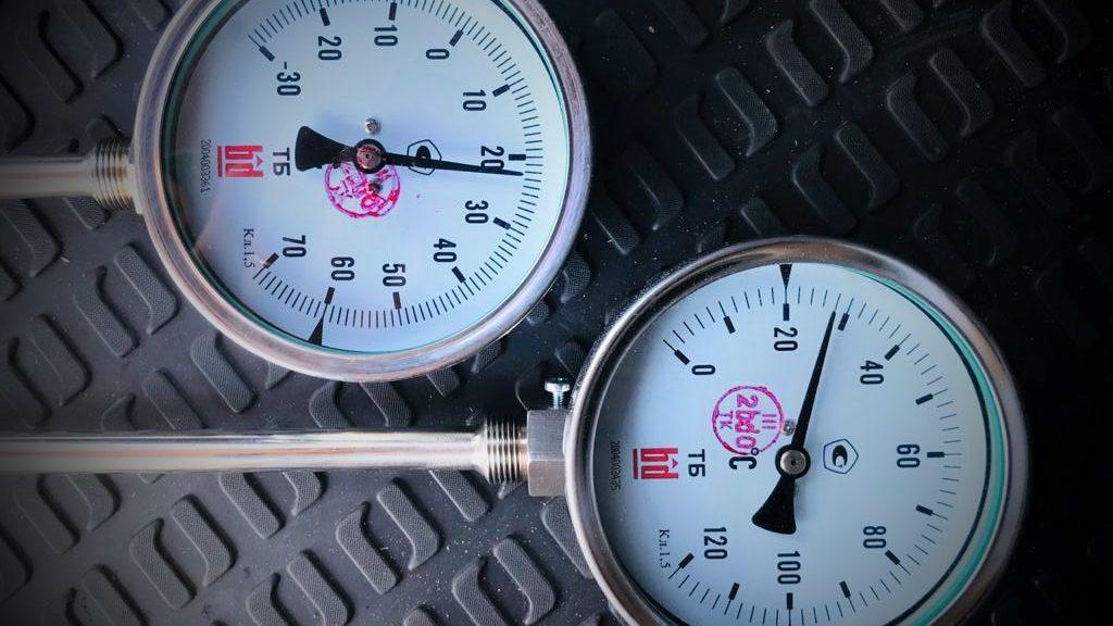 Термометры промышленные Россия