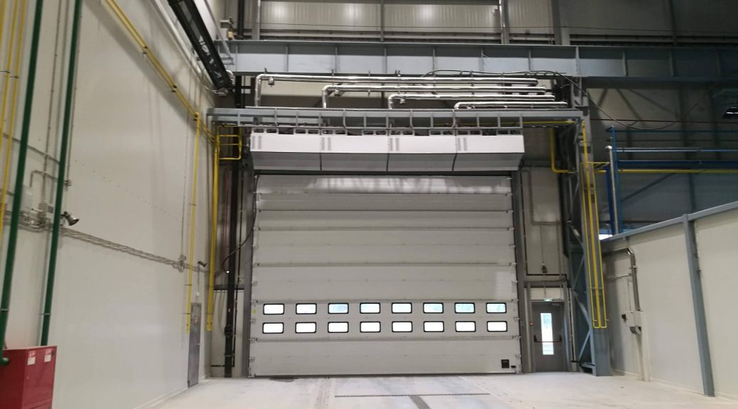 Производитель газовые воздушные завесы