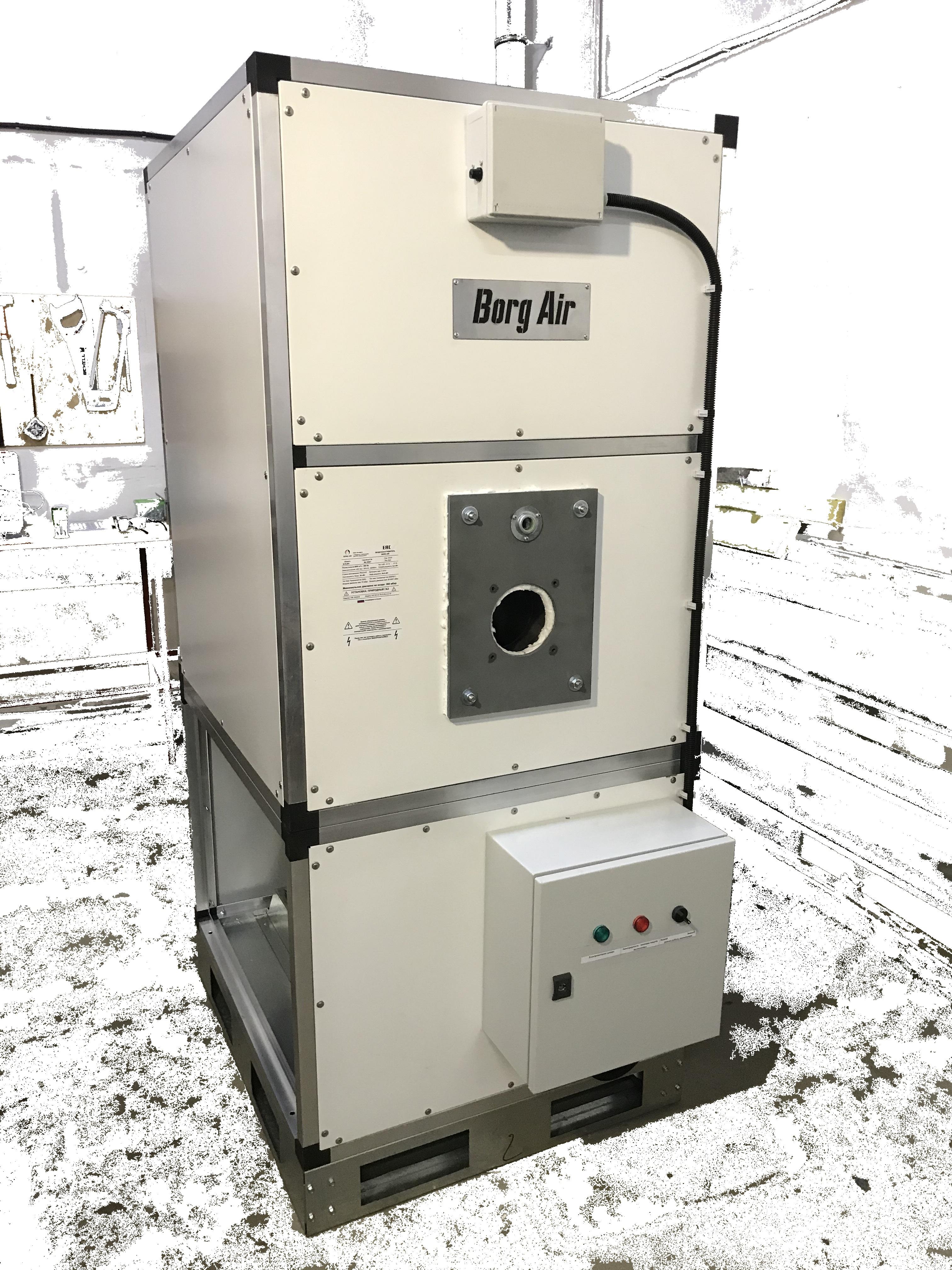 Производитель газовых воздухонагревателей