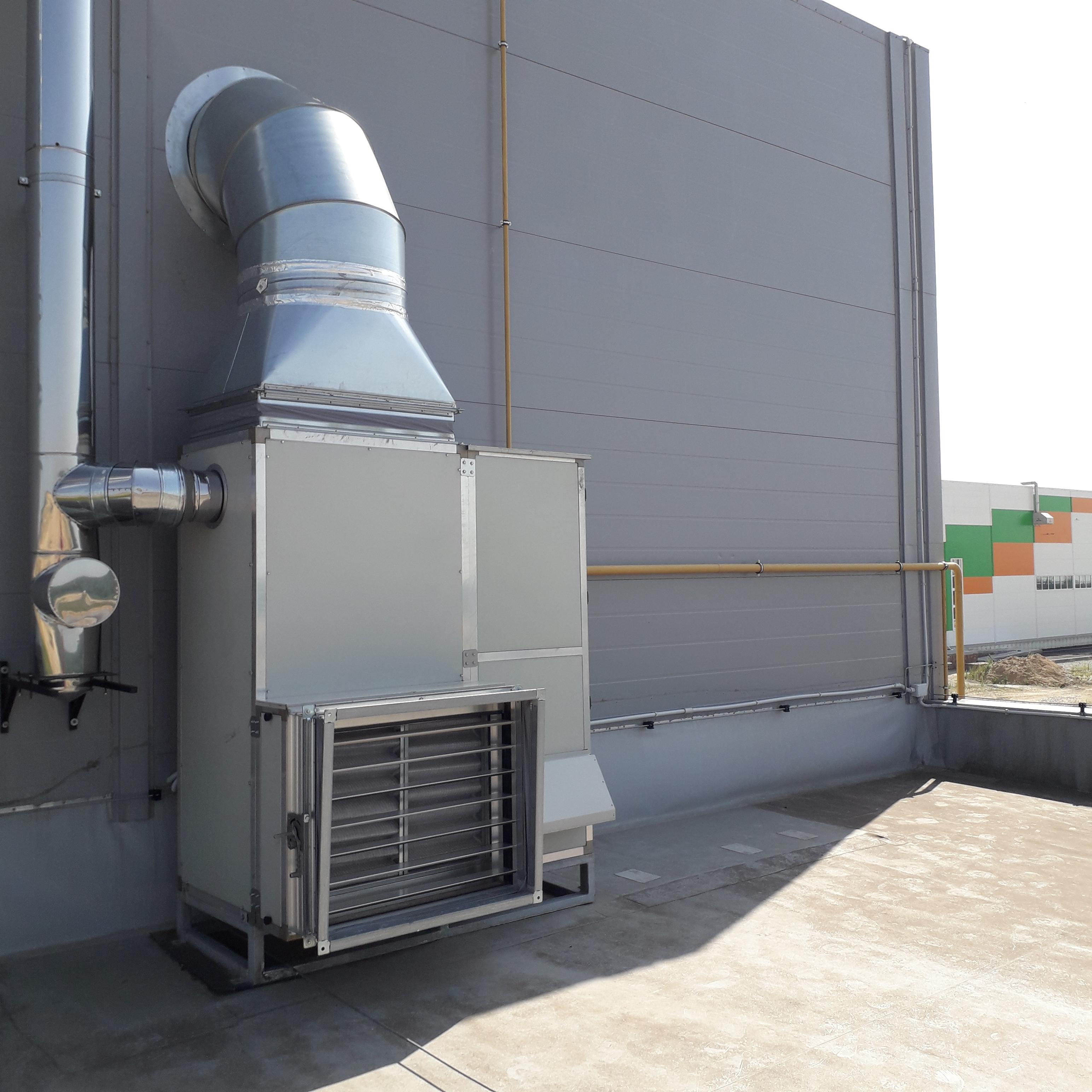Производитель воздухонагревателей газовых