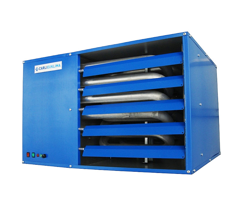 Газовый теплогенератор EUGEN S подвесного типа